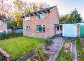 Thumbnail 3 bed detached house for sale in Bentsley Close, St.Albans