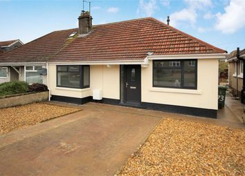 Thumbnail 3 bed semi-detached bungalow for sale in Berkeley Road, Wroughton, Swindon