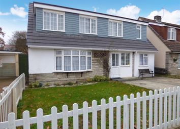 Thumbnail 3 bed detached bungalow for sale in Woodlands Avenue, Hamworthy, Poole