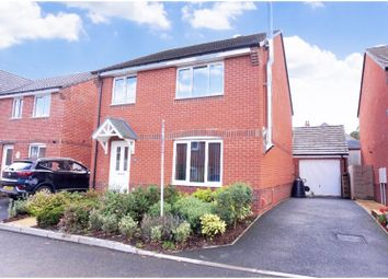 4 bed detached house for sale in Weaver Crescent, Tiverton EX16