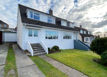 Thumbnail Semi-detached house for sale in Willow Tree Close, Okehampton