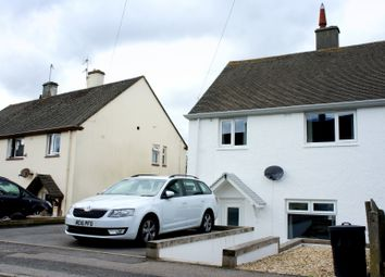 Thumbnail 3 bed semi-detached house to rent in Kirby Road, Truro