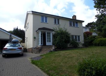 Thumbnail 4 bed detached house to rent in Cherrytree Lane, Colwyn Bay