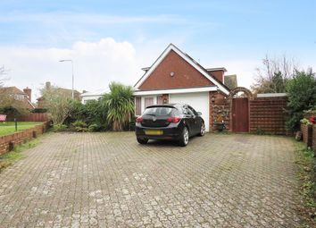 Thumbnail 4 bedroom detached bungalow for sale in Chantry Avenue, Bexhill-On-Sea