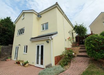 Thumbnail 5 bed detached house for sale in Penylan Close, Bassaleg, Newport