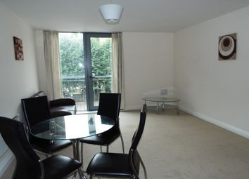 Thumbnail 2 bedroom flat to rent in Heathcoat House, Nottingham City