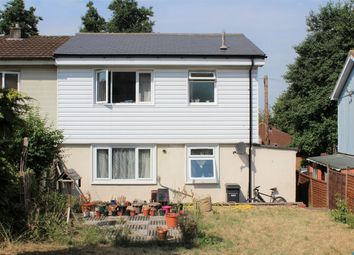 Thumbnail 3 bed semi-detached house for sale in Coleridge Crescent, Taunton