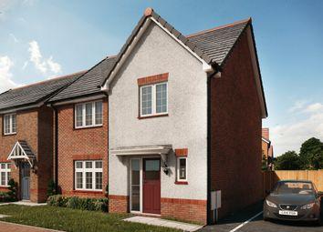 Thumbnail 4 bed detached house for sale in Lon Hir, Alltwen, Swansea