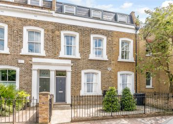 Thumbnail 4 bed terraced house for sale in Battersea Church Road, London