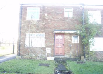 Thumbnail 3 bedroom end terrace house for sale in East Thorp, Westerhope, Newcastle Upon Tyne