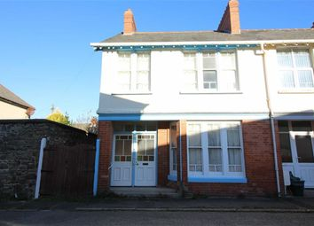 Thumbnail 3 bed end terrace house for sale in Norfolk Terrace, Barnstaple