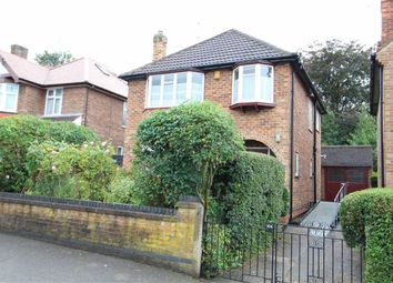 Thumbnail 3 bed detached house for sale in Wensley Road, Woodthorpe, Nottingham