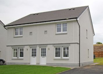 Thumbnail 2 bed semi-detached house to rent in Matheson Drive, Fortrose