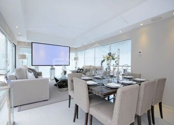 Thumbnail 4 bed flat to rent in Boydell Court, St Johns Wood Park, London
