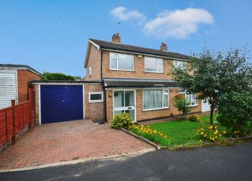 Thumbnail 3 bedroom semi-detached house for sale in Trent Close, Oadby, Leicester