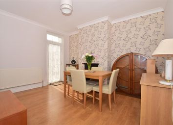 Thumbnail 2 bed terraced house for sale in Clive Road, Rochester, Kent