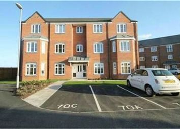 Thumbnail 2 bed flat to rent in Hoskins Lane, Middlesbrough, North Yorkshire