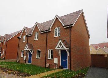 Thumbnail 2 bed flat for sale in Crown Close, Wantage
