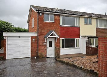 Thumbnail 3 bedroom semi-detached house for sale in Martin Court, Leeds