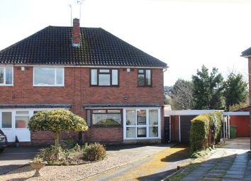 Thumbnail 3 bed semi-detached house for sale in Summerfield Avenue, Kingswinford