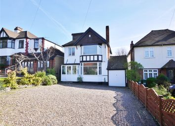Thumbnail 4 bed detached house for sale in London Road, Brentwood, Essex