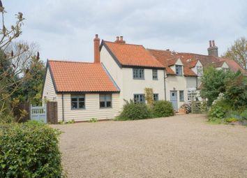 Thumbnail 4 bed semi-detached house for sale in Potash Lane, Bentley, Suffolk