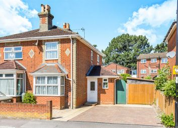 Thumbnail 3 bed semi-detached house for sale in Brook Road, Southampton