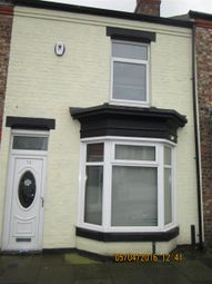 Thumbnail 2 bed terraced house to rent in Stanley Street, Norton, Stockton-On-Tees