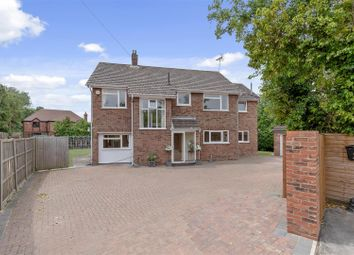 Thumbnail 4 bed detached house for sale in Fir Court, Hythe Road, Willesborough, Ashford