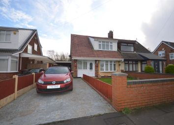 Thumbnail 3 bed semi-detached house for sale in Whiteside Road, Haydock, St. Helens