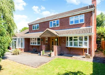 Thumbnail 4 bed detached house for sale in Junction Road, Alderbury, Salisbury, Wiltshire