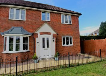 Thumbnail 4 bed semi-detached house for sale in Thistle Gardens, Spalding