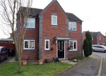 Thumbnail 3 bed detached house for sale in Maynard Close, Bagworth