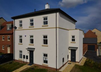 Thumbnail 4 bed semi-detached house for sale in Seals Drive, Ackworth, Pontefract