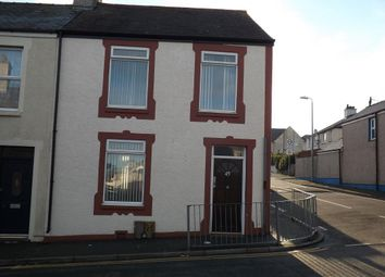 Thumbnail 3 bed end terrace house to rent in Newry Street, Holyhead