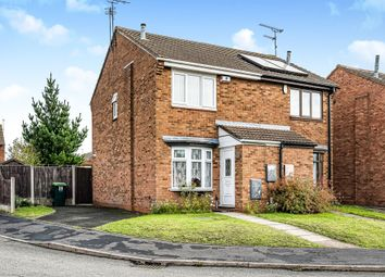 Thumbnail 2 bed end terrace house for sale in Livingstone Road, West Bromwich