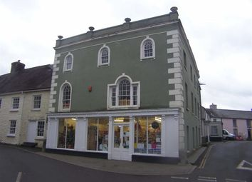 Thumbnail Retail premises for sale in The Limes Stores, Llangadog, Carmarthenshire