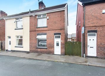Thumbnail 2 bed semi-detached house for sale in Queens Road, Cudworth, Barnsley
