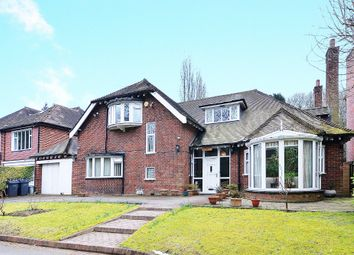Thumbnail 5 bed detached house for sale in Harborne Road, Edgbaston, Birmingham