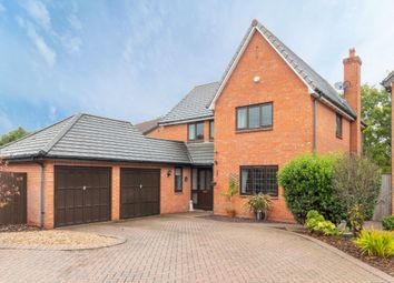 4 bed detached house for sale in Slimbridge Close, Shirley, Solihull B90