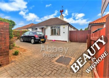 Thumbnail 3 bed detached bungalow to rent in Wigmore Lane, Luton