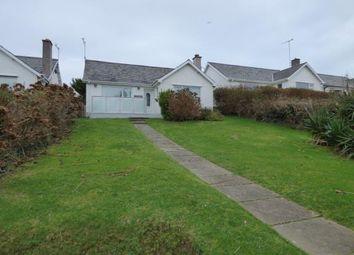 Thumbnail 2 bed bungalow for sale in Cae Du Estate, Abersoch, Pwllheli, Gwynedd
