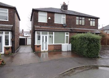 Thumbnail 3 bed semi-detached house to rent in Church Grove, Hazel Grove, Stockport