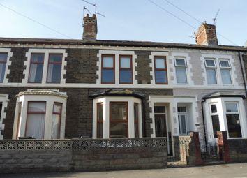 Thumbnail Terraced house for sale in Wilson Street, Splott, Cardiff