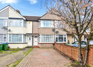 Thumbnail 2 bed terraced house for sale in Dorchester Avenue, Bexley, Kent