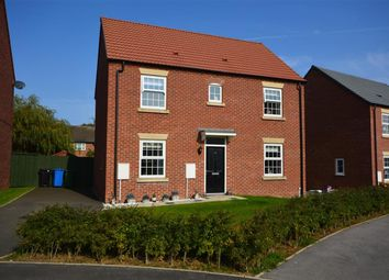Thumbnail 4 bed detached house for sale in Mill Meadows Lane, Filey