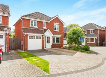 Thumbnail 4 bedroom detached house for sale in Oxford Violet, Hull