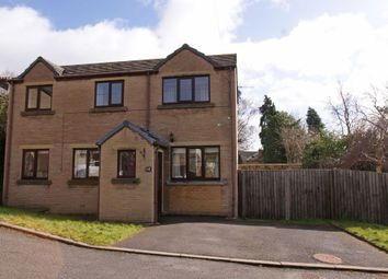 Thumbnail 3 bed detached house for sale in Wellfield Court, Matlock, Derbyshire