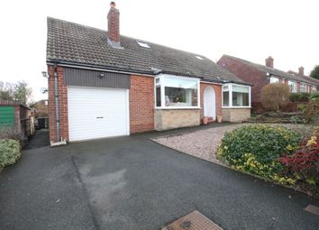 Thumbnail 4 bed bungalow for sale in North Cross Road, Fixby, Huddersfield