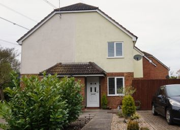 Thumbnail 1 bed terraced house for sale in Pearson Close, Aylesbury